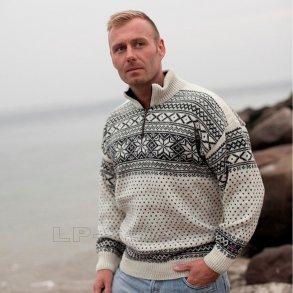 Striktrøjer - 100% ren ny norsk uld