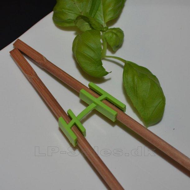 Choku Bone - simpel pindeholder - lime grøn