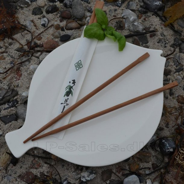 Bambus spisepinde - 1 par