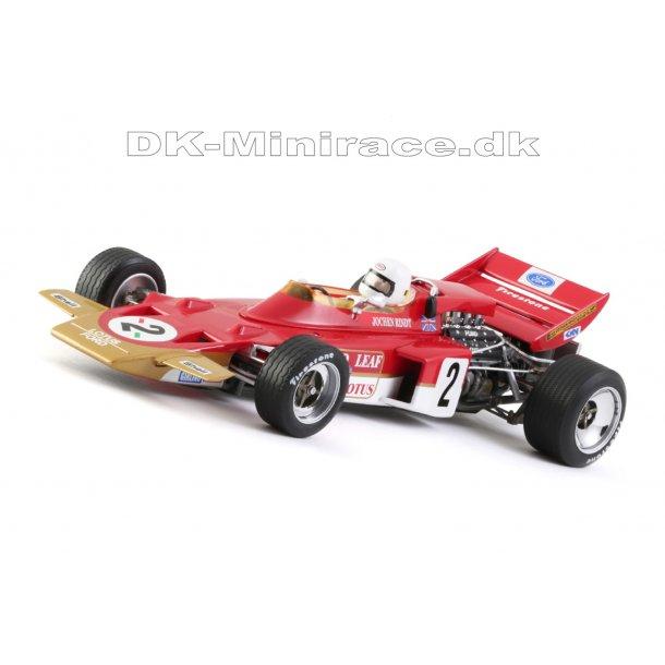 Lotus 72 no2 1st Hochenheimring 1970 - Policar