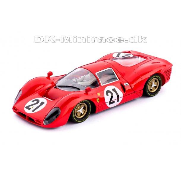 Ferrari 330 P4 no21 - 2nd Le Mans 1967 - Policar