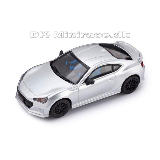 Subaru BRZ home racer - sølvfarvet - Policar
