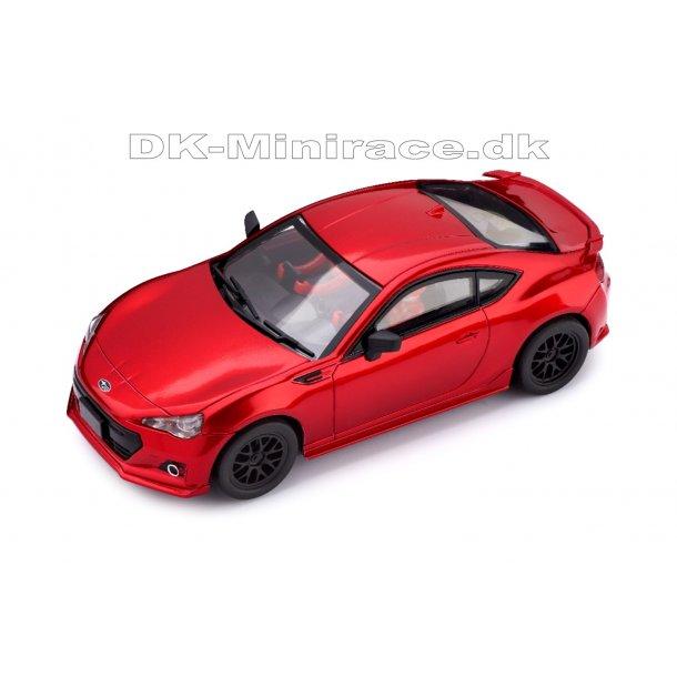 Subaru BRZ home racer - rød - Policar