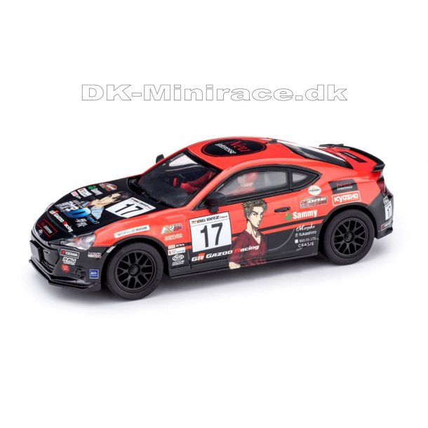 Toyota GT86 no17 GR Gazoo Racing - Policar