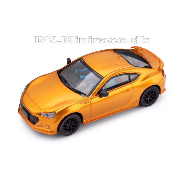 Subaru BRZ home racer - orange - Policar