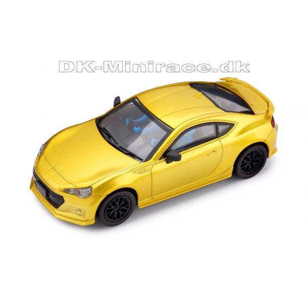 Subaru BRZ home racer - gul - Policar