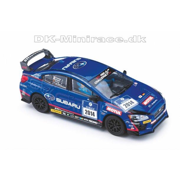 Subaru WRX STI - Nurburgring 2014 - Policar