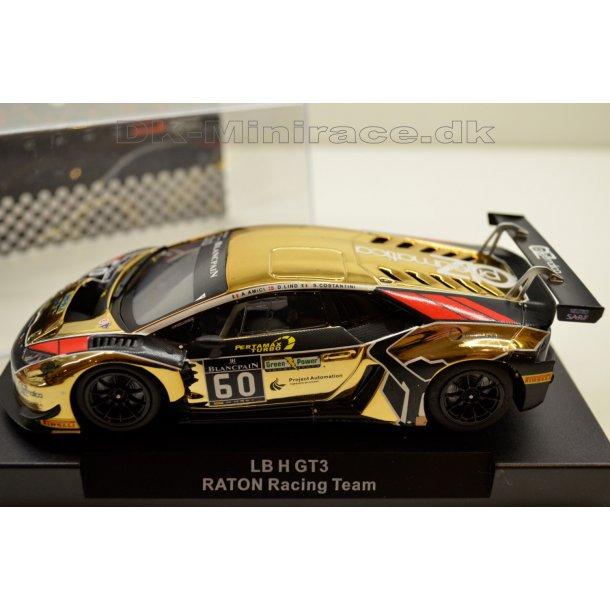 Lamborghini LB H GT3 Raton Racing Team - Sideways