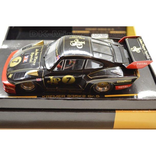 Porsche Kremer 935K2 Gr. 5 - John Player Special - Sideways
