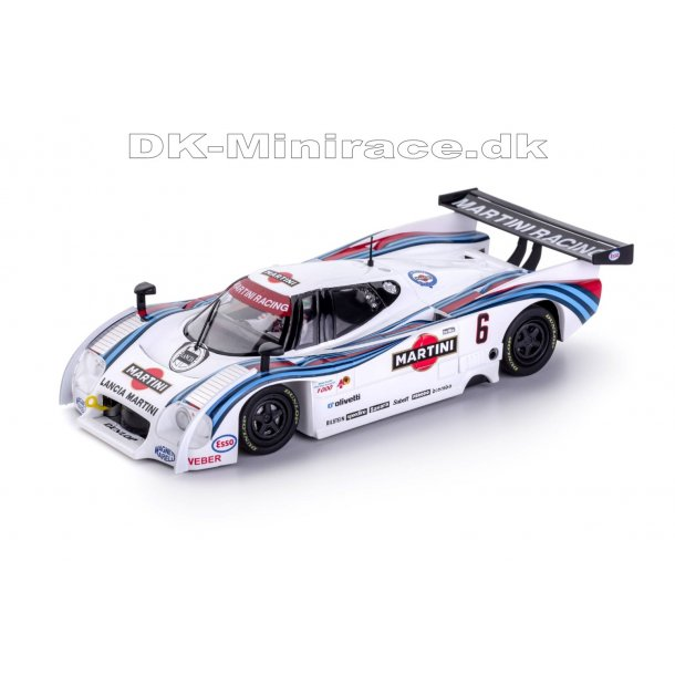 Lancia LC2-84 no 6 Brands Hatch 1000 km 1984 - slot.it