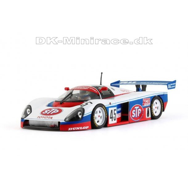 Toyota 88C no45 WEC Fuji 1000 km 1988 - slot.it - kun kr. 439,-