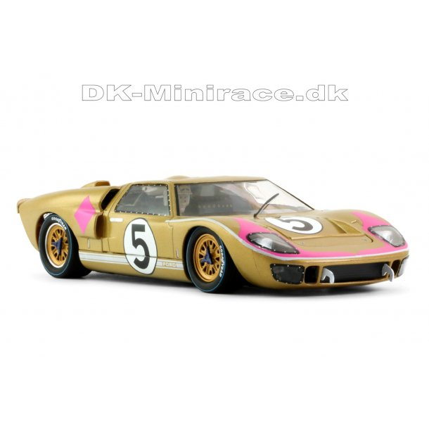 Ford MKII 3rd Le Mans 1966 - slot.it