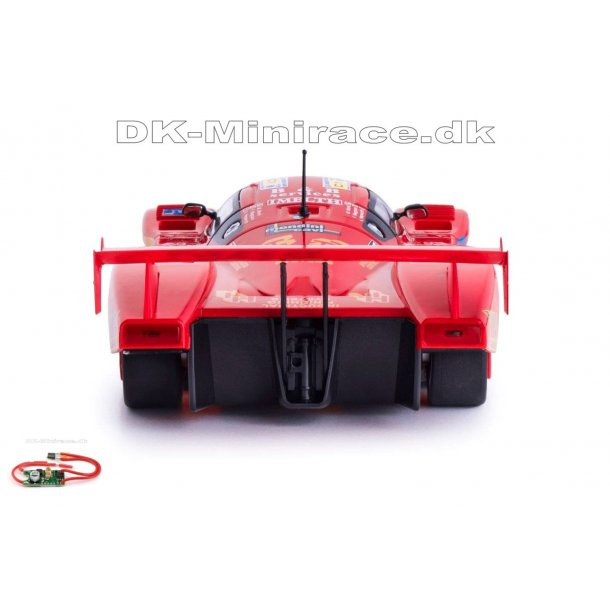 Lancia LC2-85 nr. 54 Le Mans 1990 m. SSD chip - slot.it - kun kr. 599,-