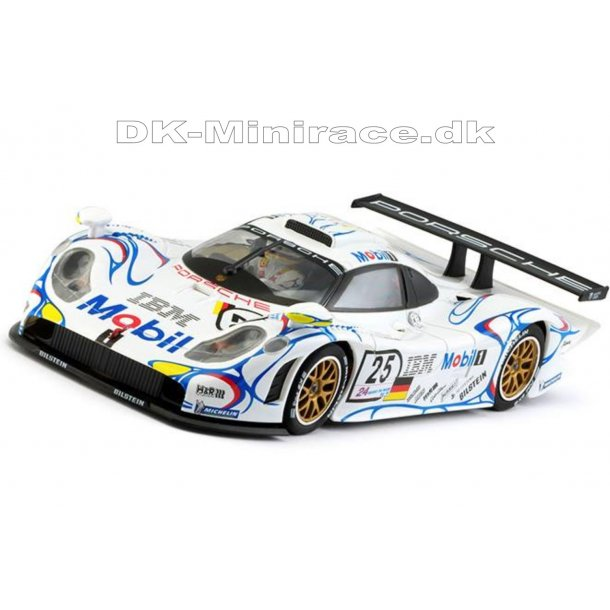 Porsche 911 GT1 EVO 98 - slot.it - kun kr. 439,-