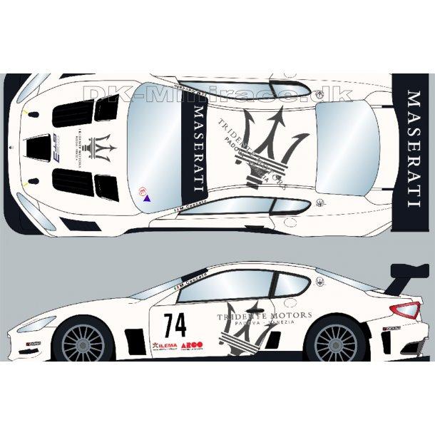 Maserati MC GT3 n.74 Salita del Costo - slot.it - forhåndsbestil kommer til oktober '19