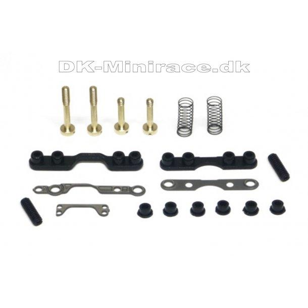 Affjedringssæt - spring suspension kit - for all type of motor mounts - slot.it