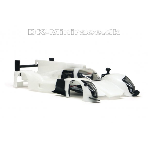 Audi R18 TDI white body kit - slot.it