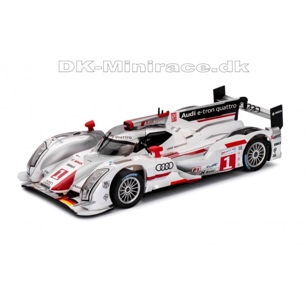 Audi R18 e-tron quattro no1 Le Mans Winner 2012 limited edition - slot.it