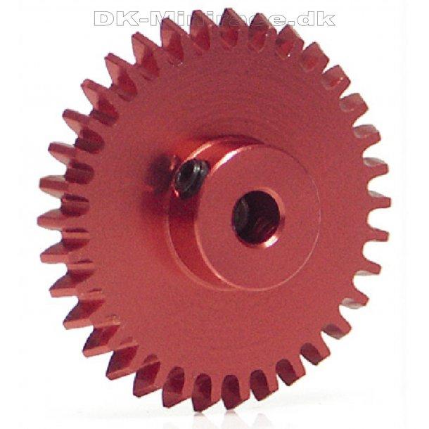 Kronhjul - spur gear - Anglewinder Gear Ergal - 34 tands Ø16mm - slot.it