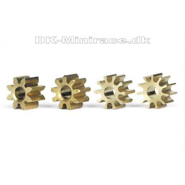 Pinion - tandhjul - 8+9+10+11 tands Ø5,5mm - slot.it