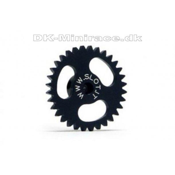 Kronhjul - spur gear light - Sidewinder Gear Ergal - 32 tands Ø18mm - slot.it