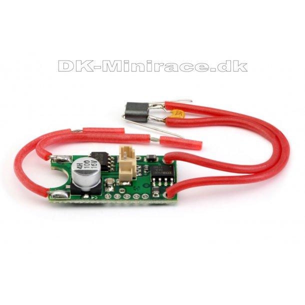 Slot.it digital chip - universal hornby SSD chip - SP15b - billig fragt fra kun kr. 20,-