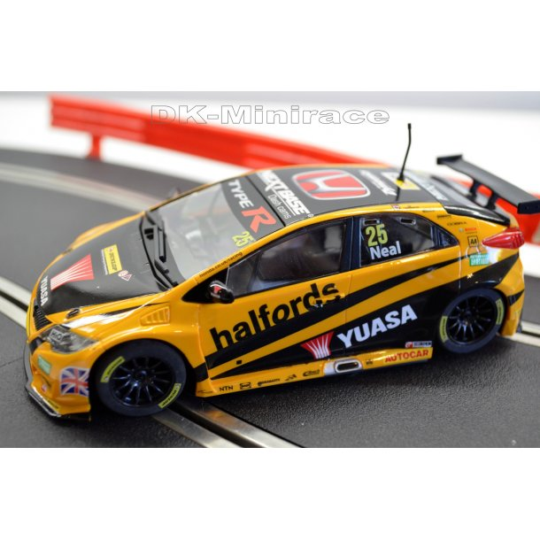 Honda Civic Type R BTCC - Scalextric C3861