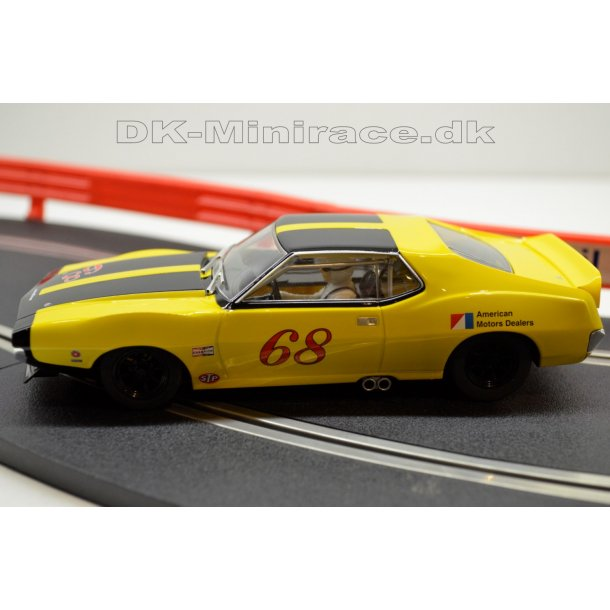 AMC Javelin Trans Am - Roy Woods 1971 - Scalextric C3921