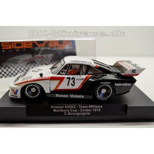 Porsche Kremer 935 k2 Marlboro - Sideways