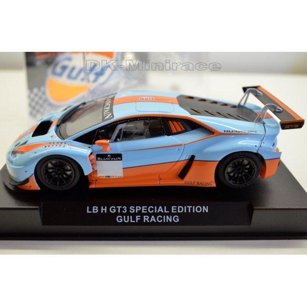 Lamborghini LB H GT3 Special edition Gulf racing - Sideways