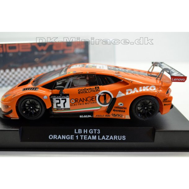 Lamborghini LB H GT3 Orange 1 Team Lazarus - Sideways