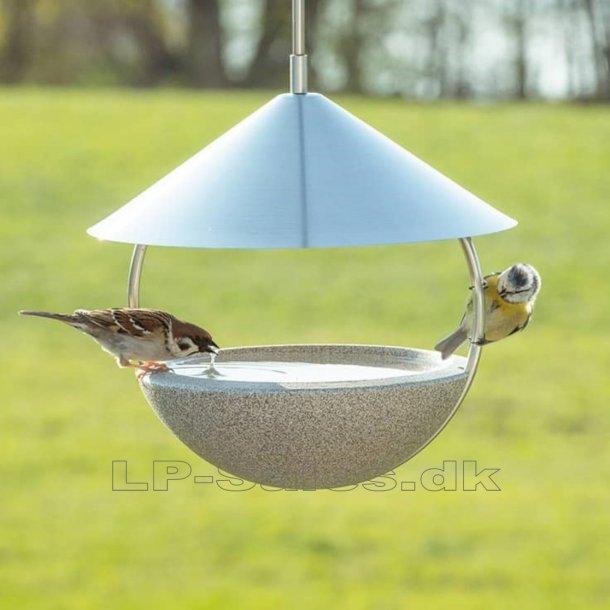 Fuglevandtrug og Fuglefodertrug - sæt - AROUND - Granicium®