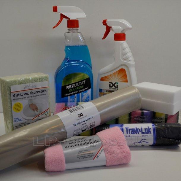 Den store rengøringspakke - Minatol