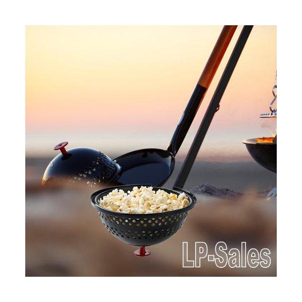 Bon-fire, 15, poptop, popcornnet til dit bålkøkken