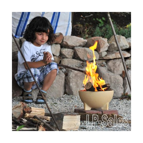 Zwergenfeuer - bålskål til børn fra Denk