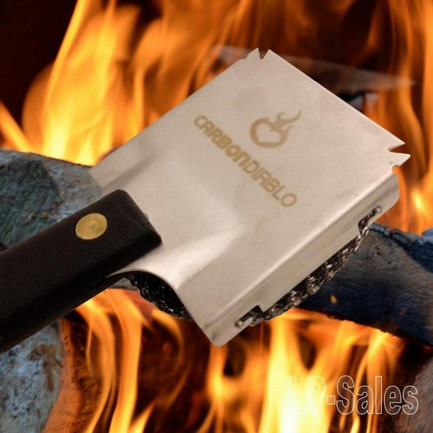 Carbon Diablo Grillbørste