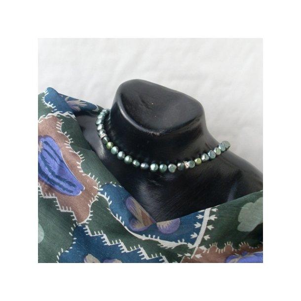Mrs T-green halskæde