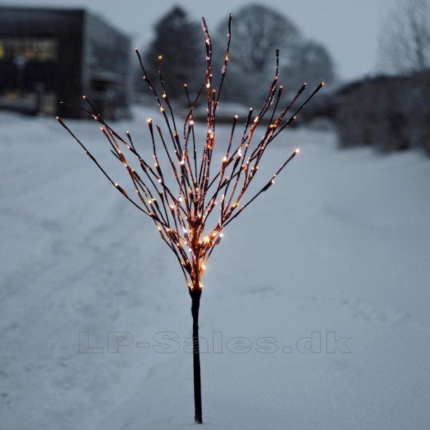 Time-Line - Sirius træ m. 36 lys - sæt á 2 stk.