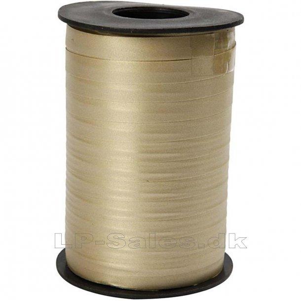 Gavebånd - mat guld - 250m